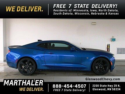 2018 Chevrolet Camaro LT Coupe for sale 100953103