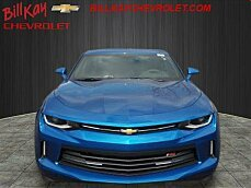 2018 Chevrolet Camaro LT Coupe for sale 100954180