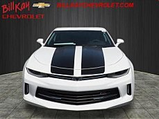 2018 Chevrolet Camaro LT Coupe for sale 100971816