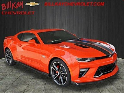 2018 Chevrolet Camaro SS Coupe for sale 100998059