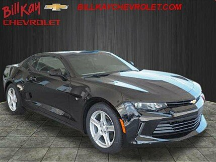 2018 Chevrolet Camaro for sale 101007348