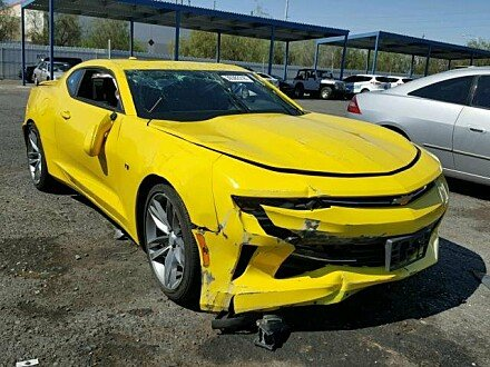 2018 Chevrolet Camaro LT Coupe for sale 101010768