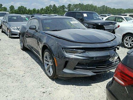 2018 Chevrolet Camaro for sale 101010782