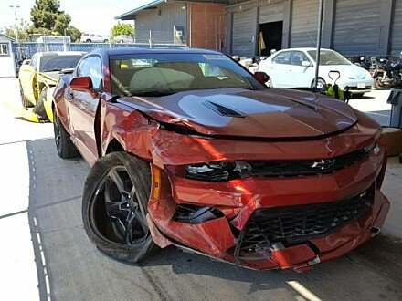 2018 Chevrolet Camaro SS Coupe for sale 101010792