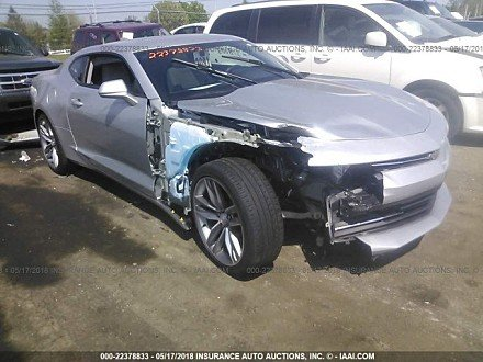 2018 Chevrolet Camaro LT Coupe for sale 101015256