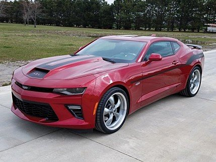 2018 Chevrolet Camaro SS Coupe for sale 101017832