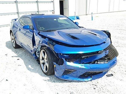 2018 Chevrolet Camaro SS Coupe for sale 101029163