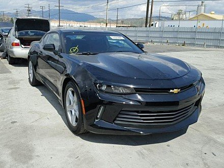 2018 Chevrolet Camaro LT Coupe for sale 101029751