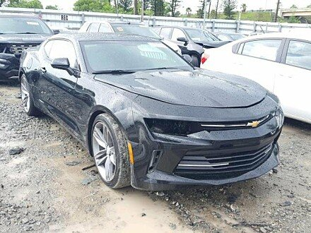 2018 Chevrolet Camaro LT Coupe for sale 101030209