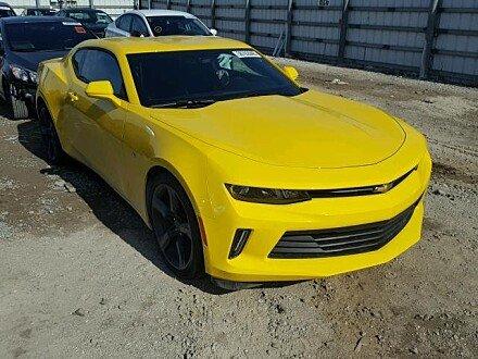 2018 Chevrolet Camaro for sale 101031586