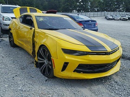 2018 Chevrolet Camaro for sale 101044771