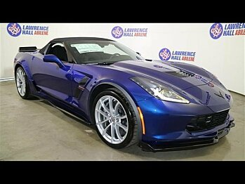 2018 Chevrolet Corvette for sale 100890799