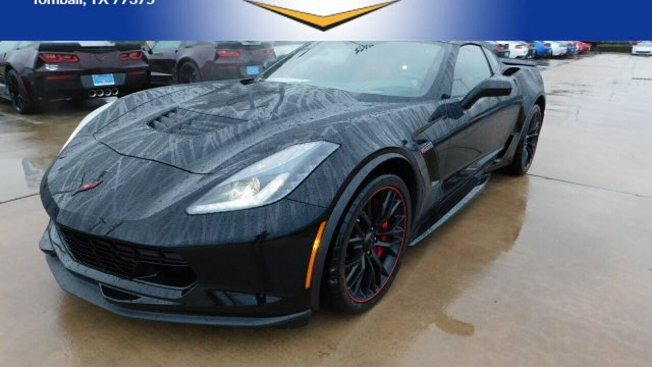 2018 Chevrolet Corvette for sale 100924301