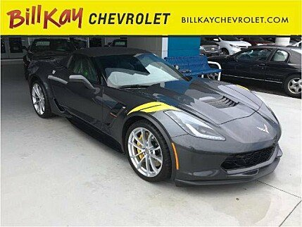 2018 Chevrolet Corvette Grand Sport Convertible for sale 100882782