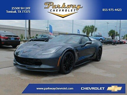 2018 Chevrolet Corvette for sale 100883908