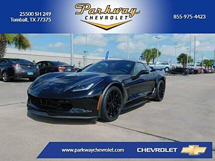 2018 Chevrolet Corvette for sale 100884373