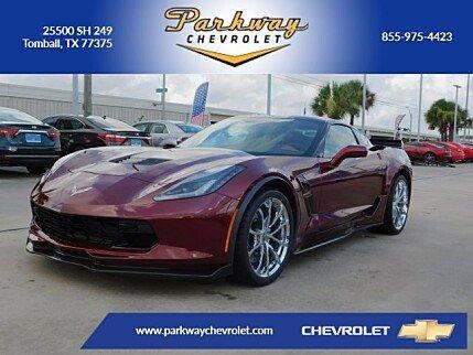 2018 Chevrolet Corvette for sale 100889357