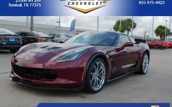 2018 Chevrolet Corvette for sale 100889357