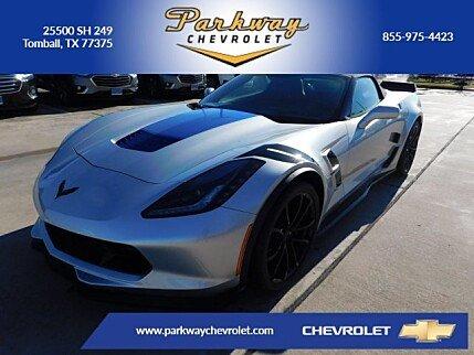 2018 Chevrolet Corvette for sale 100889362