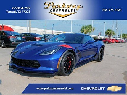 2018 Chevrolet Corvette for sale 100889363