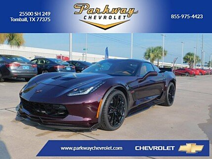 2018 Chevrolet Corvette for sale 100889556