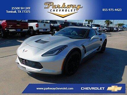 2018 Chevrolet Corvette Grand Sport Coupe for sale 100891336