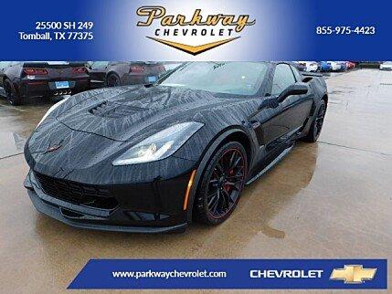 2018 Chevrolet Corvette for sale 100924301
