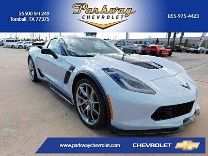 2018 Chevrolet Corvette for sale 100927275