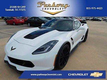 2018 Chevrolet Corvette for sale 100928289