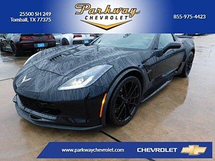 2018 Chevrolet Corvette Grand Sport Convertible for sale 100928868