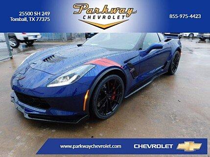 2018 Chevrolet Corvette for sale 100929973