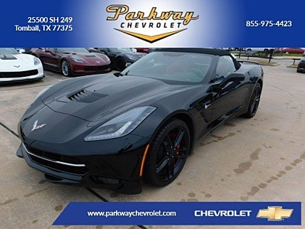 2018 Chevrolet Corvette for sale 100953095