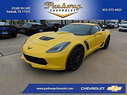 2018 Chevrolet Corvette for sale 100953098