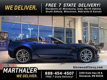 2018 Chevrolet Corvette for sale 100953105