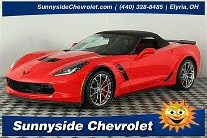 2018 Chevrolet Corvette Grand Sport Convertible for sale 100955779