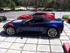 2018 Chevrolet Corvette Grand Sport Convertible for sale 101031070