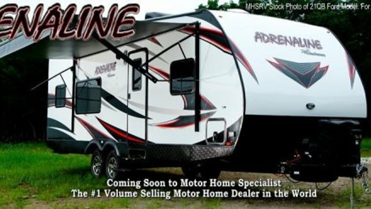 2018 Coachmen Adrenaline for sale 300142823