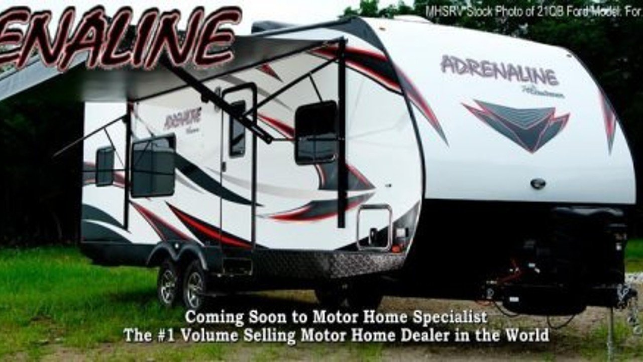 2018 Coachmen Adrenaline for sale 300143212