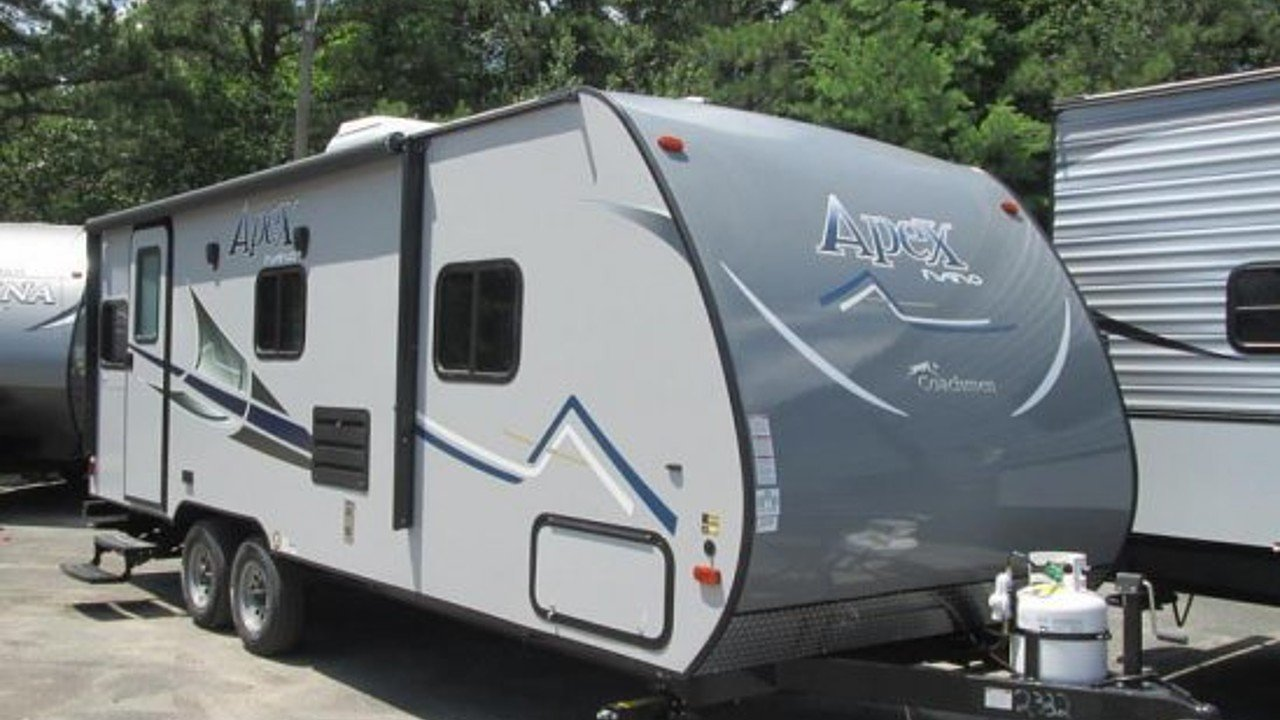 2018 Coachmen Apex for sale 300138652