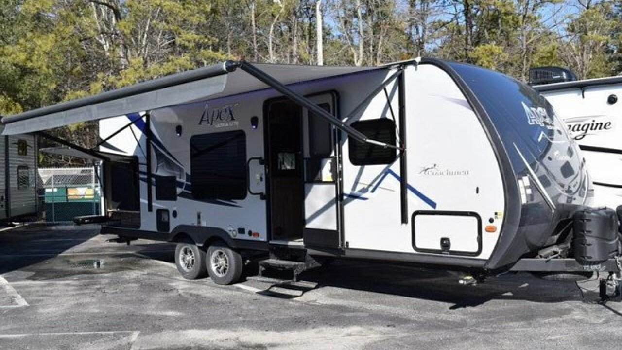 2018 Coachmen Apex for sale 300156615