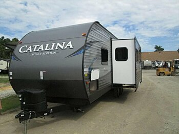 2018 Coachmen Catalina Legacy Edition 243RBS for sale 300146991