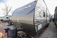 2018 Coachmen Catalina Legacy Edition 323BHDSCK for sale 300144685