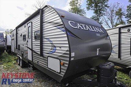 2018 Coachmen Catalina for sale 300144914