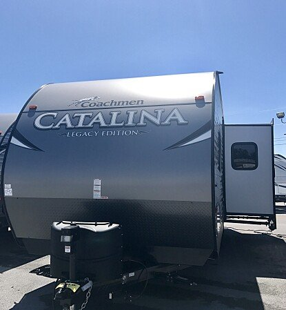 2018 Coachmen Catalina Legacy Edition 243RBS for sale 300172517
