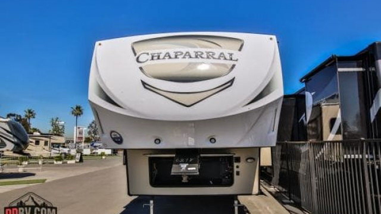 2018 Coachmen Chaparral for sale 300139604