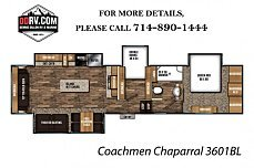 2018 Coachmen Chaparral for sale 300142413