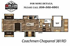 2018 Coachmen Chaparral for sale 300148261