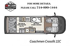 2018 Coachmen Crossfit for sale 300146357