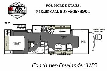 2018 Coachmen Freelander for sale 300146941