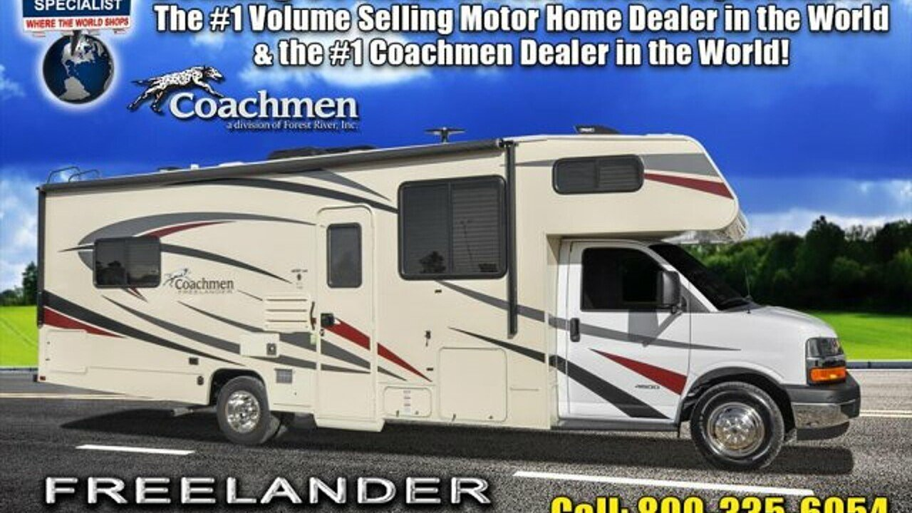 2018 Coachmen Freelander for sale 300150477